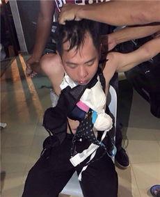 新加坡男子偷女人内衣穿自己身上当场被抓 或被处以的鞭刑