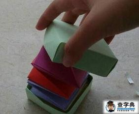 各种折纸大全图解(五)