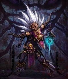巫咒传说-▲▼有巫医和传奇咒物图比对-玩家高能爆笑cosplay暗黑3