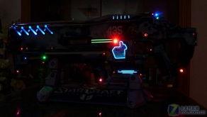 超牛玩家自制 星际2 人族机枪模型