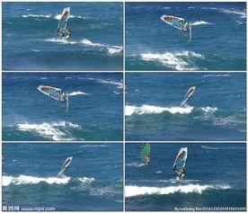 在夏威夷毛伊岛航行玩360度翻