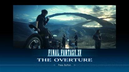 Final Fantasy系列 最终幻想15预览视频放出