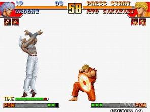 ...97超强优化版下载 拳皇97超强优化版下载 快猴单机游戏