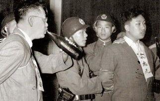 45岁时被刑押赴刑场,在台北马场町行刑,朱谌之身中6枪而亡   中共...