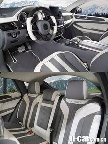 Mansory GLE 63 Coupe方向盘换上Mansory打造的运动型方向盘,给...