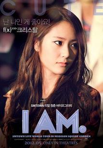 SM纪录影片 IAM f x 宣传海报新鲜出炉