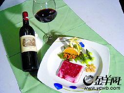 花酒论-Terrazas Reserva Chardonnay2004台阶典藏夏多内白葡萄酒配荞麦和...