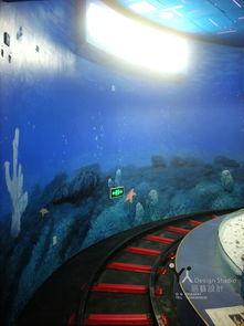 大学城科学中心 海底模拟漫游馆项目
