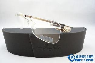 世界十大眼镜品牌排行榜 眼镜品牌推荐