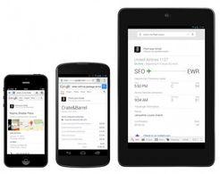 谷歌升级搜索引擎 可搜索多项个性化信息