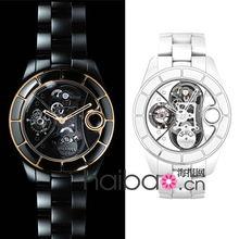 神级手表-...12 神秘飞返腕表及珍藏版高级珠宝表,以美学向精湛工艺致敬