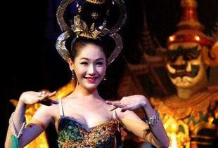 选美比赛惊现 人妖 身体秘密吓瘫中国男人