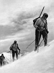 二战期间德国山地部队