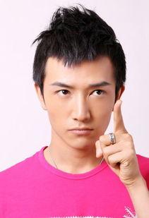 男学生刘海两边剃掉发型图片 男学生刘海发型