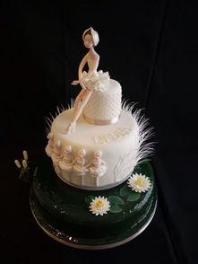 创意翻糖蛋糕赏析