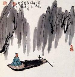 虚国茶话-起首二句即对偶精工而又极为凝炼,从大处、虚处勾勒山光水色之秀美...