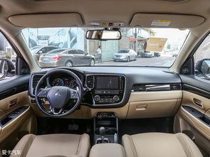 广汽三菱欧蓝德-摇篮中的爆款 那些备受关注的SUV概念车 2