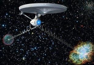 ...种天体被称为 太空灯塔 ,人类将来会用它导航,我国已试验