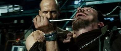 这才是MAN 杰森斯坦森最精彩的打斗桥段在这里