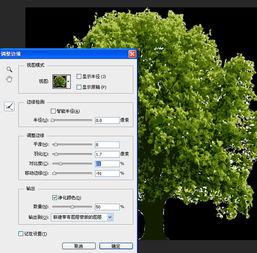 怎样在Photoshop添加树