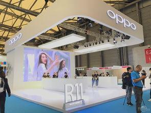 现在MWC2017上海站的展台可以体验到OPPO R11 Plus,快跟着我们...