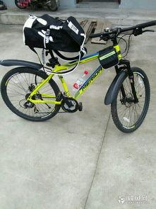 美利达勇士300D山地自行车