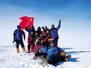 古城悍匪战莲记-南极DOME-A日记   3月24日,进行中国第21次南极科学考察的人员完...