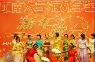一首中文歌曲《手拉手》将晚会的序幕徐徐拉开,由来自南非、印尼、...