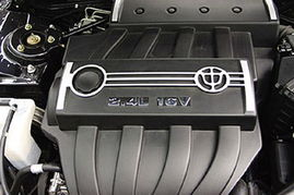...0升与2.4升发动机虽与国产三菱4G系列同源,但是由于其采用了...