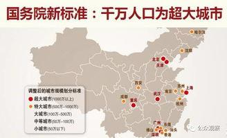 一二三四线城市最新划分 看看你所在城市属于几线城市