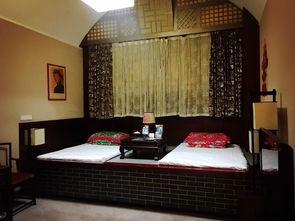 一男三女睡大炕-第三天:到达   西安   ,住宿欧凯罗酒店,有   陕北   传统的炕房,第一...