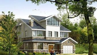 三层农村房子设计装修效果图