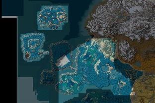 魔兽第七王国回归 5.0惊现库尔提拉斯地区