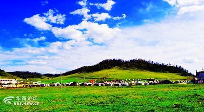 ...草原之夜 关山牧场帐蓬节免费门票 2日