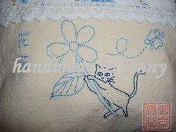 ...品在我的店铺【彼岸无花的手工心情】-兰花花 黑色竹节提手小包