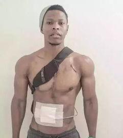 他 是一个只有肌肉没有心脏的男人