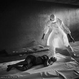 利比里亚直面 死神 埃博拉