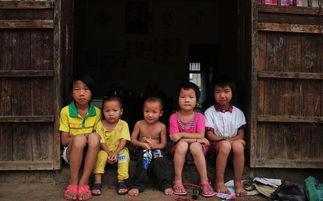 ...乡村留守儿童们的暑假生活