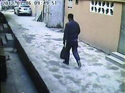 ...京劫匪行凶后新视频公布 KTV屏幕插播通缉信息