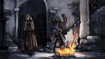 黑暗之魂3不死人遗骨在哪 黑暗之魂3不死人遗骨位置一览