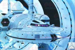 超光速飞船概念图发布