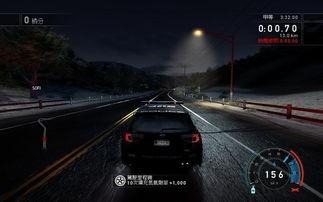 夜景同样给力 高清极品14警车也玩狂飙