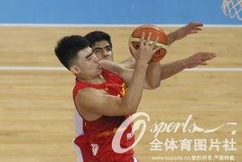 2014年男篮亚洲杯 中国64 51胜伊朗