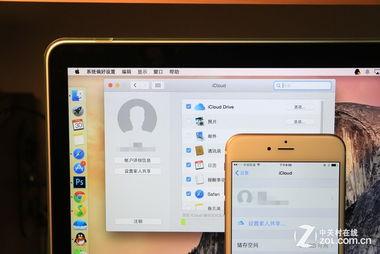 登陆同一个Apple ID-苹果手机Handoff体验 应用少用着鸡肋