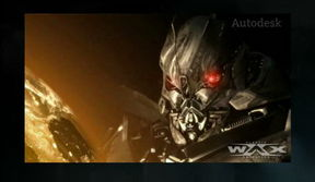 秦时明月 入选Autodesk 2010全球最佳作品集