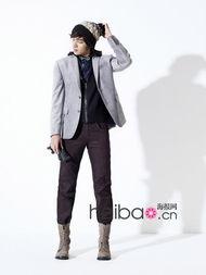 ...李民浩代言韩国男士服饰品牌Trugen推出09年最新冬季广告