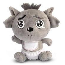 正版精品喜洋洋与灰太狼系列之小灰灰 毛绒玩具 高端pp棉填充公仔
