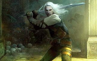 仙魔狩-狩魔猎人 游戏壁纸 巫师