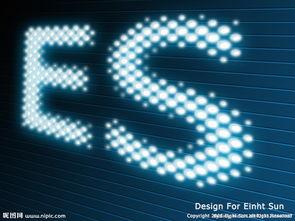led 光效图片