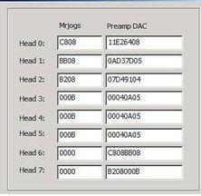 08;2头:B2 08   winhex打开40号模块并且搜索0头值为C808   现在数...
